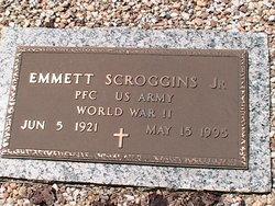 Emmett Scroggins, Jr