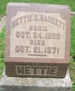Nettie C. Sackett