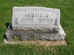 "Ida May ""Addie"" <I>Miller</I> Armfield"