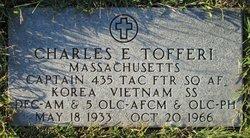 "Capt Charles Ehnstrom ""Chuck"" Tofferi"