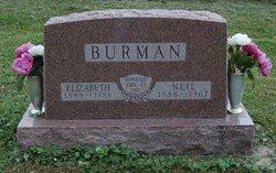 Elizabeth Burman