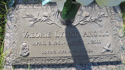 Valorie Lynne <I>Hughes</I> Angulo