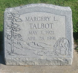 Margery L Talbot