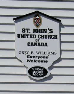 Saint John's United Church Cemetery