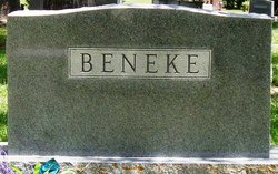 Gwendolyn <I>Williams</I> Beneke