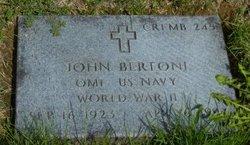 John Bertoni