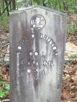 John D Britton
