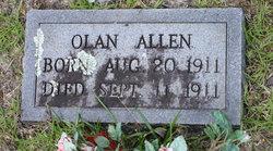 Olan Allen