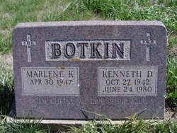 Kenneth D Botkin