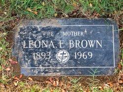 Leona Esther Brown