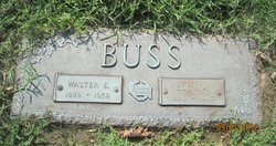 Walter E Buss