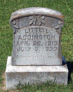 William Littell Addington