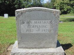 John Marshall Corpening