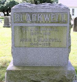 Annie Elizabeth <I>Search</I> Blackwell