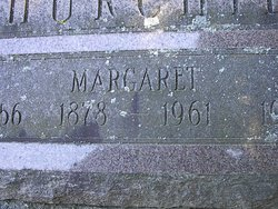 Margaret <I>Taylor</I> Churchill