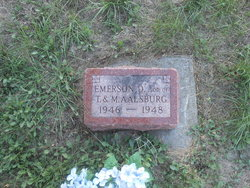 Emerson Dale Aalsburg