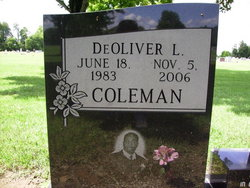 DeOliver LaMar Coleman