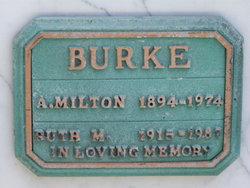 A Milton Burke