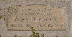 Cora O. <I>Wolfe</I> Ritchie