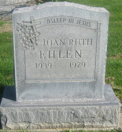 Joan Ruth Ehlen