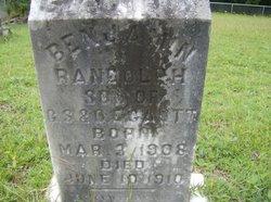 Benjamin Randolph Gantt