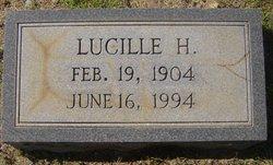 Lucille <I>Harley</I> Peele
