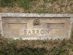 """Beatrice """"Bea"""" Barron"""