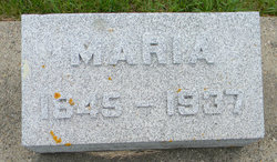 Maria Anna <I>Stiles</I> McEwen