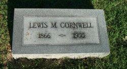 Lewis Morgan Cornwell