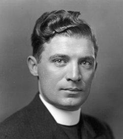 Rev Fr John Francis Xavier Fitzgerald