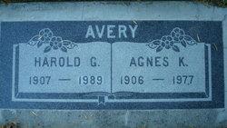 Harold G. Avery