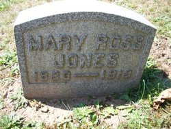 Mary <I>Ross</I> Jones