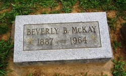 "Beverly Brownley ""Bev"" McKay"
