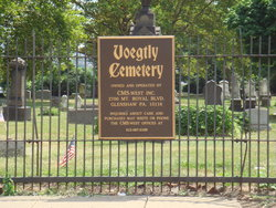 Voegtly Cemetery