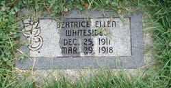 Beatrice Ellen Whitesides