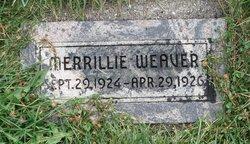 Merrillie Weaver
