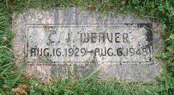 Christopher James Weaver
