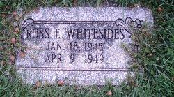 Ross E. Whitesides