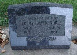 Jeremy David Noble