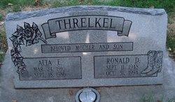 Ronald Dean Threlkel