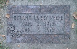 Roland Larry Reese