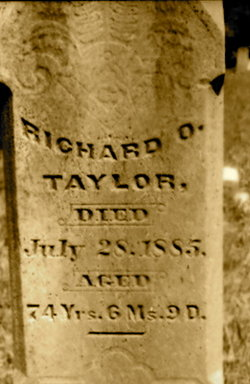 Richard Oglesby Taylor