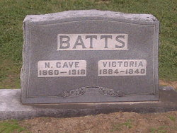 "Nathan Cleveland ""Cave"" Batts"