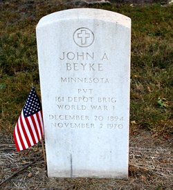 John Anthony Beyke
