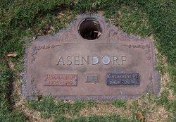 "Katherine ""Tine"" <I>Kueck</I> Asendorf"