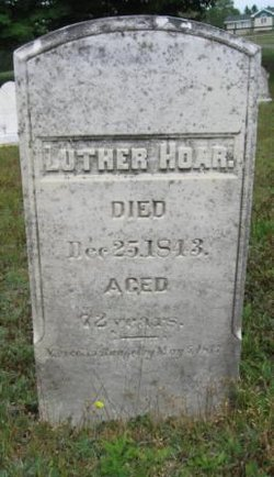 Luther Hoar