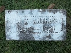 William W. Anthony