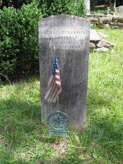Gen Benjamin Cleveland