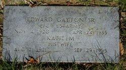 Edward Gayton, Sr