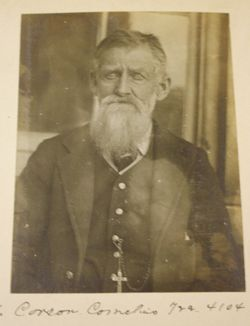 Capt Cornelius Corson
